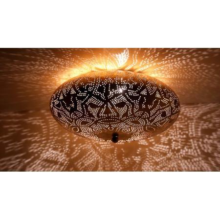 Oosterse plafonniere | Filigrain | Marokkaanse lampen | Oosters interieur