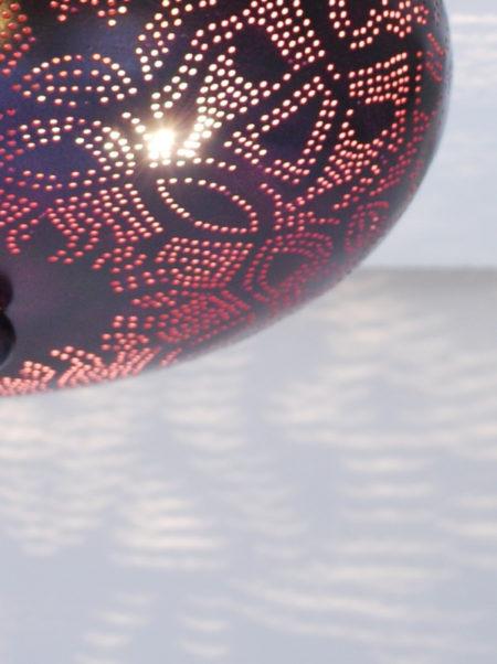 Oosterse plafondlamp | Filigrain | Arabische lampen | Oosters interieur