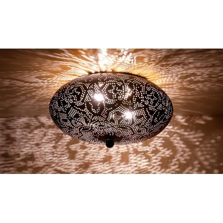 Oosterse plafonniere | Arabische plafondlamp | Marokkaanse lampen