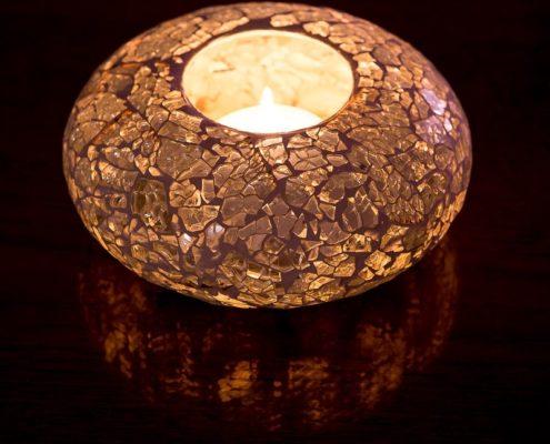 Oosterse waxinehouder | ufo | Arabisch interieur | Marokkaanse lampen