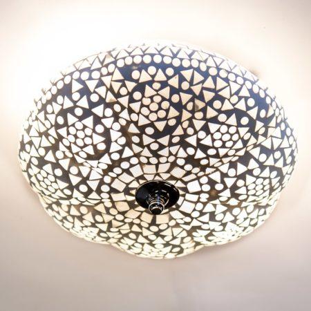 Oosterse plafonnière   Marokkaanse lampen   Oosterse lamp   Arabische verlichting   Oosters interieur