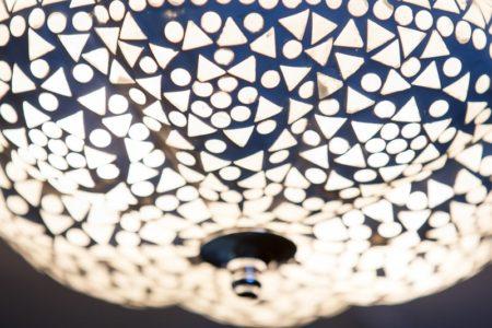 Oosterse plafonnière   Marokkaanse lamp   Oosterse plafondlamp   Arabische verlichting   Oosterse sfeerverlichting