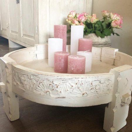 Oosters bijzettafeltje | Marokkaans tafeltje | Arabische meubelen | Oosterse kasten | Kalini