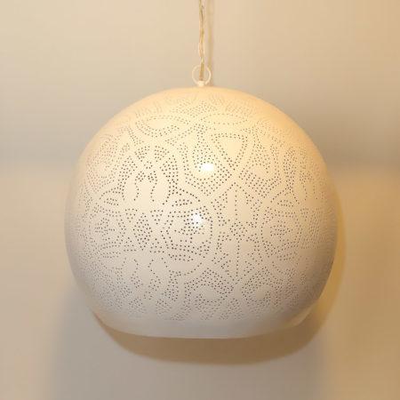 Oosterse lamp met luxe Arabisch filigrain design ruime collectie Oosterse lampen