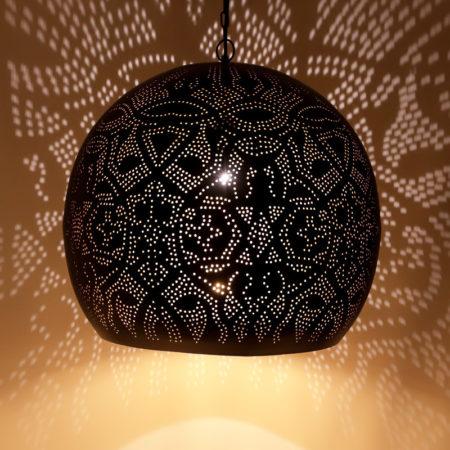 Oosterse hanglamp Arabisch filigrain Oosterse lampen ruime collectie Luxe Marokkaanse lamp