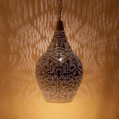 Oosterse lamp met Arabisch licht effect ruime collectie Oosterse lampen