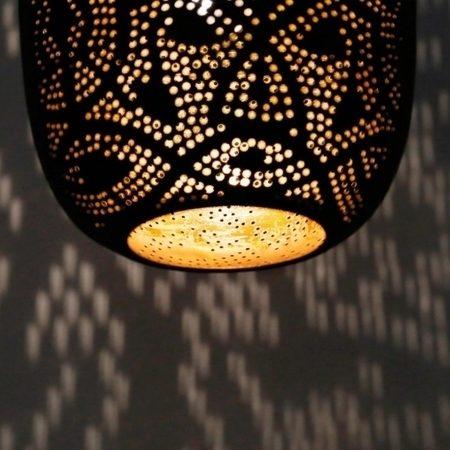 Oosterse hanglamp | Filigrain | Marokkaanse lampen | Oosters interieur | Gratis verzenden