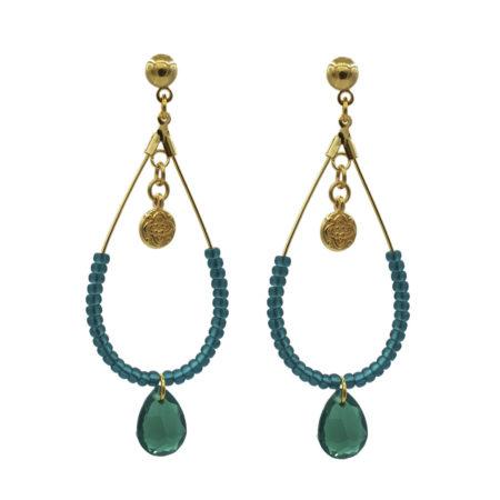Dames oorbellen | Arabische sieraden | Sieraad