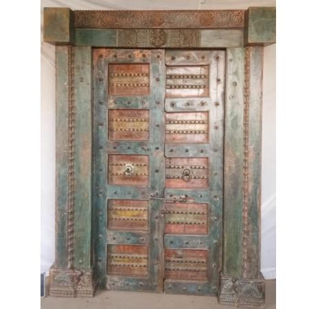 Oosterse poorten | Kasteel poort | Oosterse deur | Houten poort | Arabische meubelen