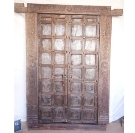 Oosterse poort | Jaipur | Tempeldeur | Houten poorten | kasteelpoort | Oosterse poorten