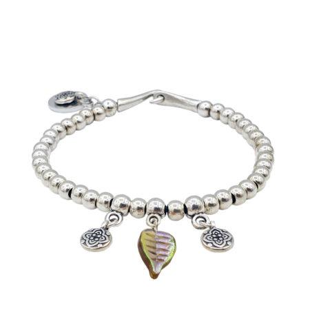 Sieraden | Armbanden | Handgemaakt | Verzilverd | Hangertjes | Bedeltjes |