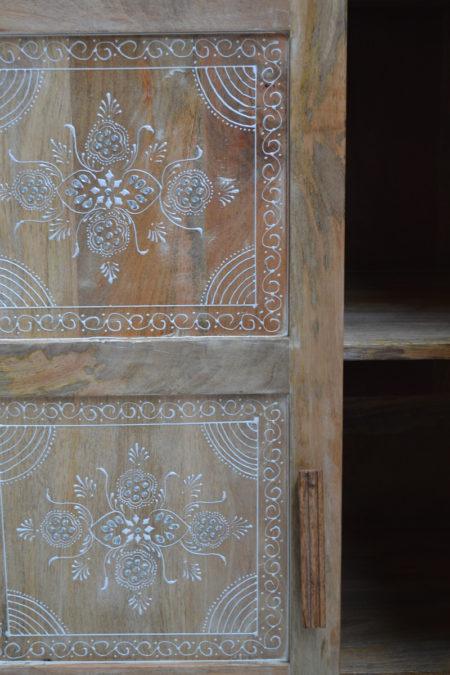 Oosterse kast | Handmade | India kasten | Oosterse meubelen