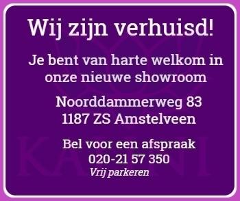 Oosterse meubelen | Kalini verhuisd naar Amstelveen | Oosterse lampen | Online Oosterse lampen