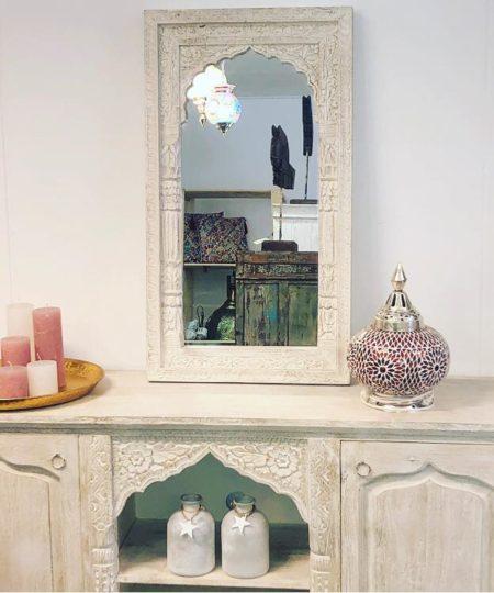 Arabische spiegel | Marokkaanse meubels | Oosters interieur | Marokkaanse kasten