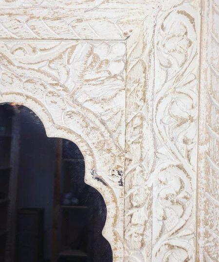 Arabische spiegel | Marokkaanse meubels | Oosters interieur | Amsterdam | Oosterse spiegels | Houtsnijwerk | Online