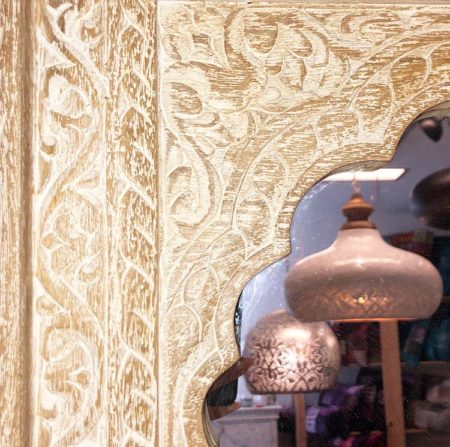 Oosterse spiegel | Arabische meubelen | Marokkaanse meubels | Kalini | Amsterdam