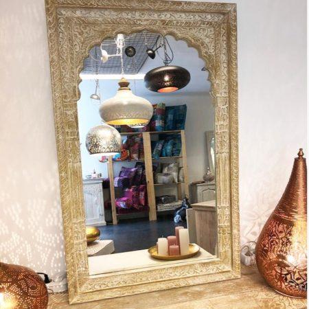 Oosterse spiegel | Arabische interieur | Oosters interieur | Marokkaanse spiegel | Kalini