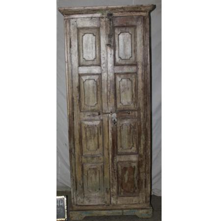 Antieke Oosterse kast | Teakhout | India meubelen | Oosterse kasten