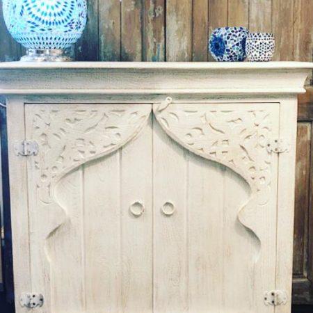 Oosterse kast | Marokkaanse meubels | Arabisch interieur | Kalini | Amsterdam