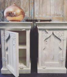 Oosters nachtkastje | Arabische kast | Marokkaanse kasten | Oosterse meubelen