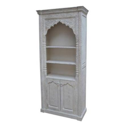 Oosterse kast | Marokkaanse kast | Maliha | Whitewash | Oosterse meubelen | Arabische kasten