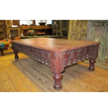 Oosterse salontafel   Antieke Oosterse meubelen   Kalini   Amstelveen   India meubels   Oosters interieur