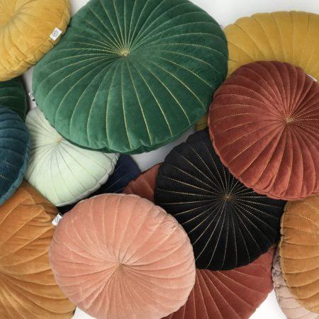 Oosterse kussens | Marokkaanse kussens | Arabisch interieur | Oosterse inrichting | Fluweel | Handgemaakt | Beste prijzen | Kalini | Super snel gratis bezorgd