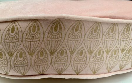 Oosters vloerkussen | Pastel Roze | Lotus | Marokkaanse vloerkussens | Modern Oosters kussen | Beste prijzen | Oosters interieur