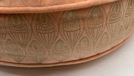 Oosters vloerkussen | Marokkaans kussen | Arabische inrichting | Oosters interieur