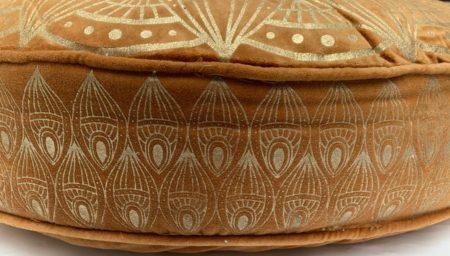 Oosters vloerkussen | Lotus | Marokkaans vloerkussens | Oosterse vloerkussens | Modern Oosters interieur | Arabische kussens