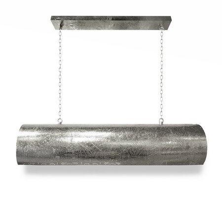 Oosterse hanglamp | filigrain | Vintage Zilver