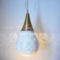 Oosterse hanglamp | Filigrain | Draad | Oosterse lampen online | Kalini | Nieuw model