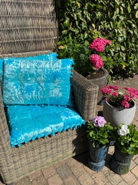 Oosters palletkussen of matraskussen vrolijke kleuren | Oosterse kussens | Ruime collectie | Beste prijzen