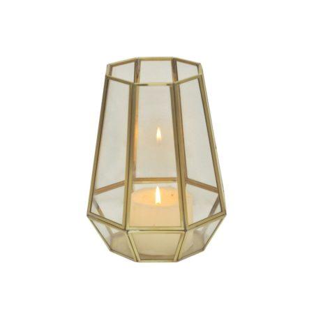 Oosterse lantaarn | Windlicht | Terras verlichting | Balkon sfeerverlichting | Waxinehouder | Arabische windlichten