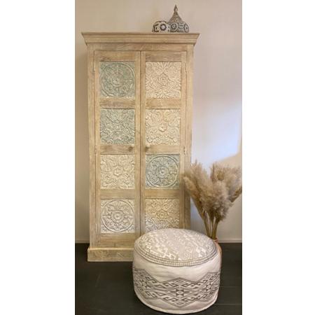Oosterse kast   Arabische meubelen   Oosterse inrichting    Kalini   Lotus kasten   Marokkaanse kasten