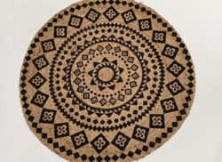 Oosters vloerkleed   Arabische tapijten   Rond vloerkleed   Marokkaans interieur   Oosterse meubels   Kalini
