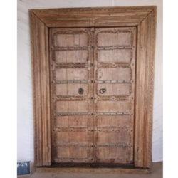 Oosterse poort | Kasteel deuren | India deuren | Kasteelpoort | Tuindeuren | Massieve deuren | Kalini