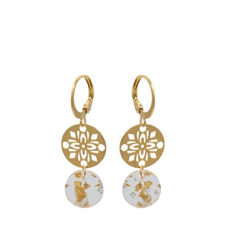 ciska oorbellen | Leuk als kado | Oosterse sieraden online bij Kalini | Scherpe prijzen en snelle levering | Uniek en handgemaakte oorbellen voor haar