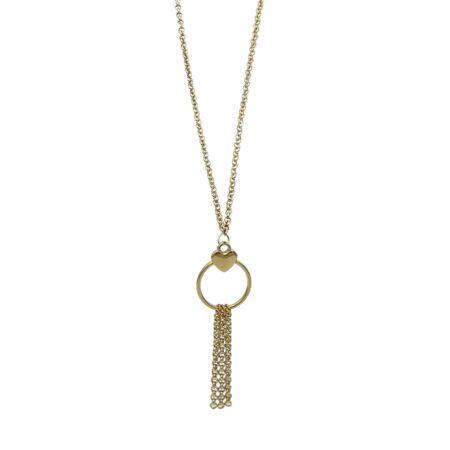 Ketting voor haar | endless love ketting | Unieke sieraden bij Kalini Leuk om Kado te geven of voor jezelf! | Snelle levering scherpe prijzen