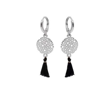 Oosterse sieraden | Exclusieve oorbellen met prachtige hangers | Handmade | Sieraden online bij Kalini
